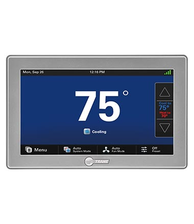 thermostat repair hvac advanced air solutions in akron and canton ohio