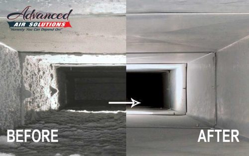 air duct cleaning advanced air solutions akron and canton hvac