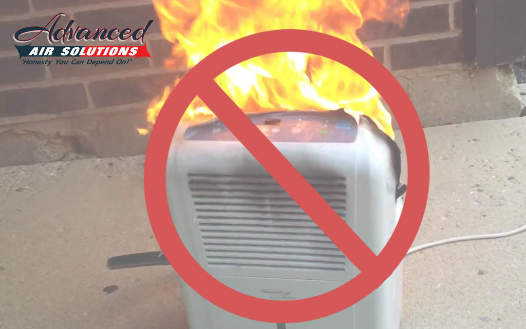 Is Your Dehumidifier A Fire Risk?